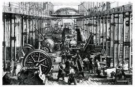 Sejarah Revolusi Industri dan perkembangannya