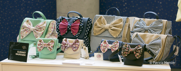handbags with bow