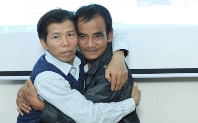 Cuộc gặp của hai biểu tượng oan sai: Nguyễn Thanh Chấn và Huỳnh Văn Nén