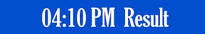Rajshree Lottery Sambad Result 04:10 PM