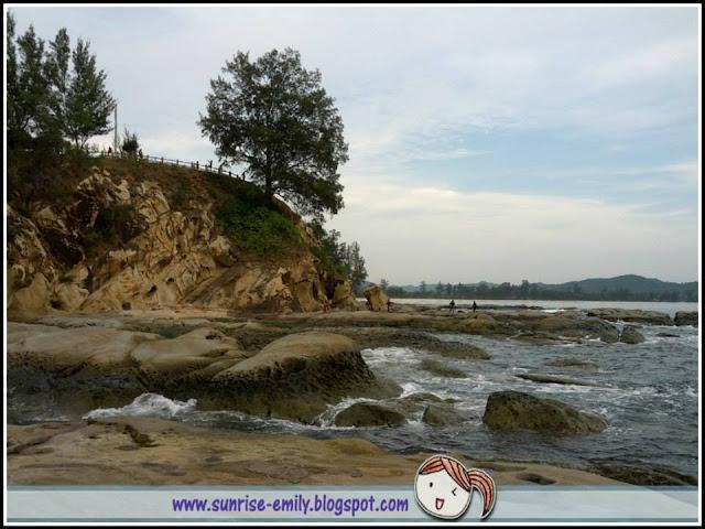 Tip of Borneo, Simpang Mengayau, Kudat
