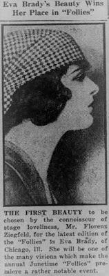 Eva Brady 1920