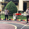 Apel Perdana, Wakapolres Takalar Ajak Personel Tingkatkan Kedisiplinan