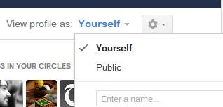 change google profile picture
