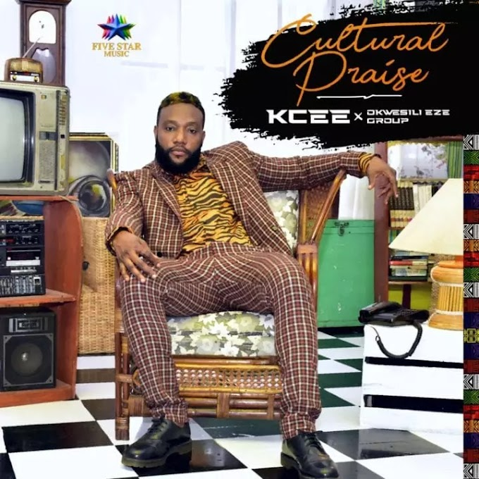 Kcee & Okwesili Eze Group Deliver A 5-Track 'Cultural Praise' Project