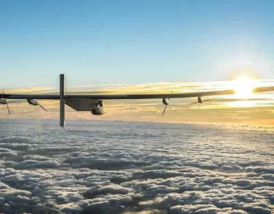 طائرة سولار إمبلس