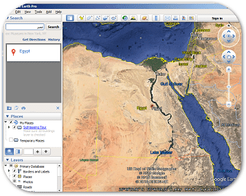 تحميل برنامج جوجل ايرث عربى google earth pro 2019