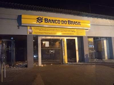 Duas agências bancárias são explodidas em São Bernardo