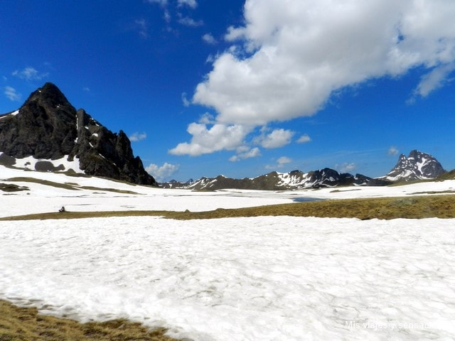 Ibón de Estanés, Valle de Tena, Pirineo Aragonés
