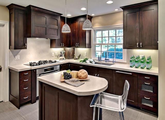 Kitchen Ideas With Dark Cabinets Dream House