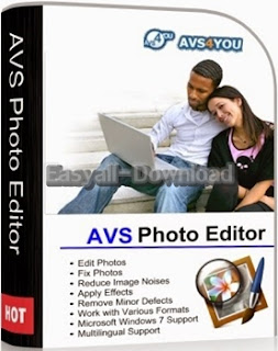 AVS Photo Editor 2.3.6.152 [Full Patch] โปรแกรมแต่งรูป แก้ไขรูปภาพ