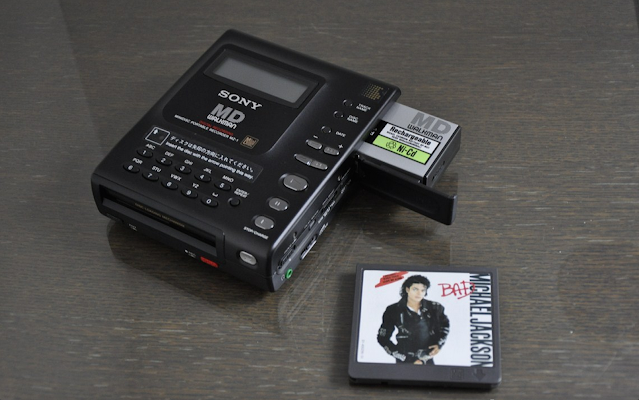 Sony Walkman MZ-1
