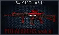 SC-2010 Team Epic