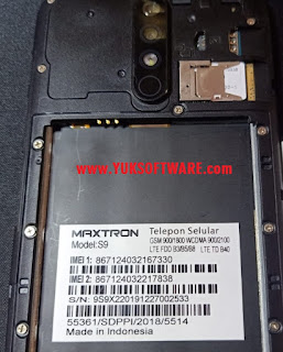 Firmware Maxtron S9 X2 TESTED