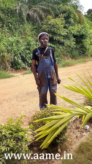 Ivorian Man - San Pedro - 01