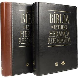Biblia da heranca reformada