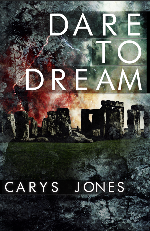 "Cover Reveal: ""Dare To Dream"" by Carys Jones"