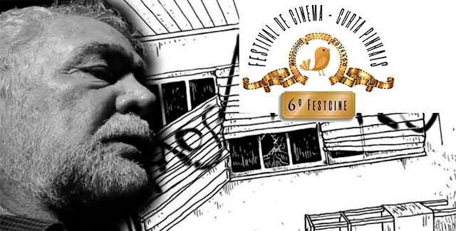 Marcas da Ditadura na Vida de um Ator, Rosa Berardo, Fabio Purper, Estudio Pitombo - 6o Fest Cine Curta Pinhais, PR