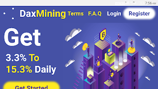 Mine cryptocurrency on cloud