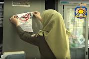 Satpol PP Adakan Sidak Kawasan Tanpa Rokok di Kantor Pemda Kabupaten  Wajo