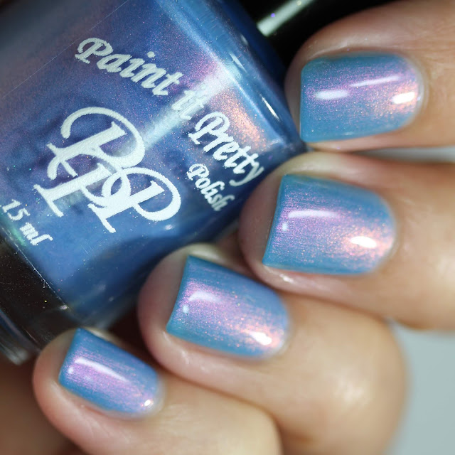 Paint It Pretty Polish Go for It swatch by Streets Ahead Style