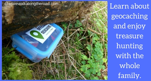 Learn about geocaching