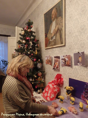 Новогодняя мистерия Ролдугиной Марии