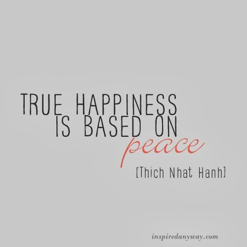 True Happiness Love Quotes: #NaBloPoMo: Spirituality With Thich Nhat Hanh