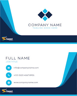 Saeed graphic visiting card cdr visiting card cdr reheart Images