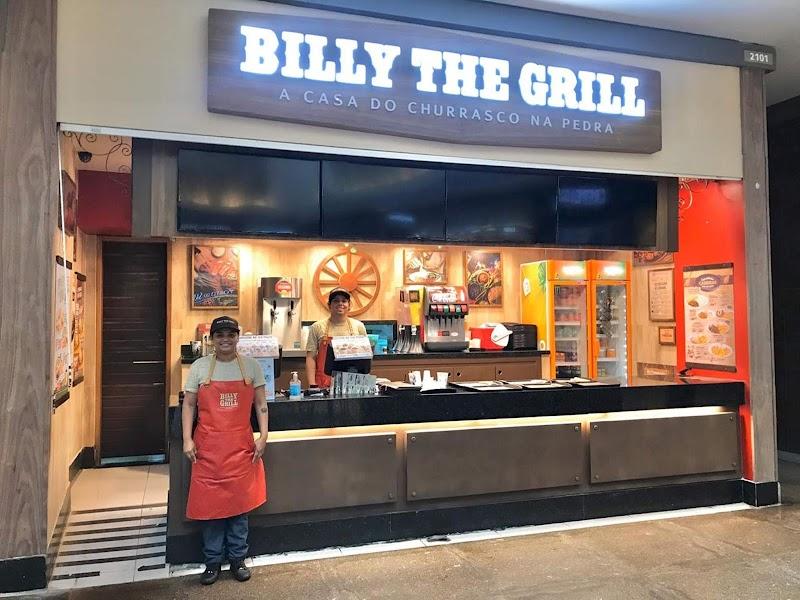 Billy The Grill reinaugura loja com nova identidade visual