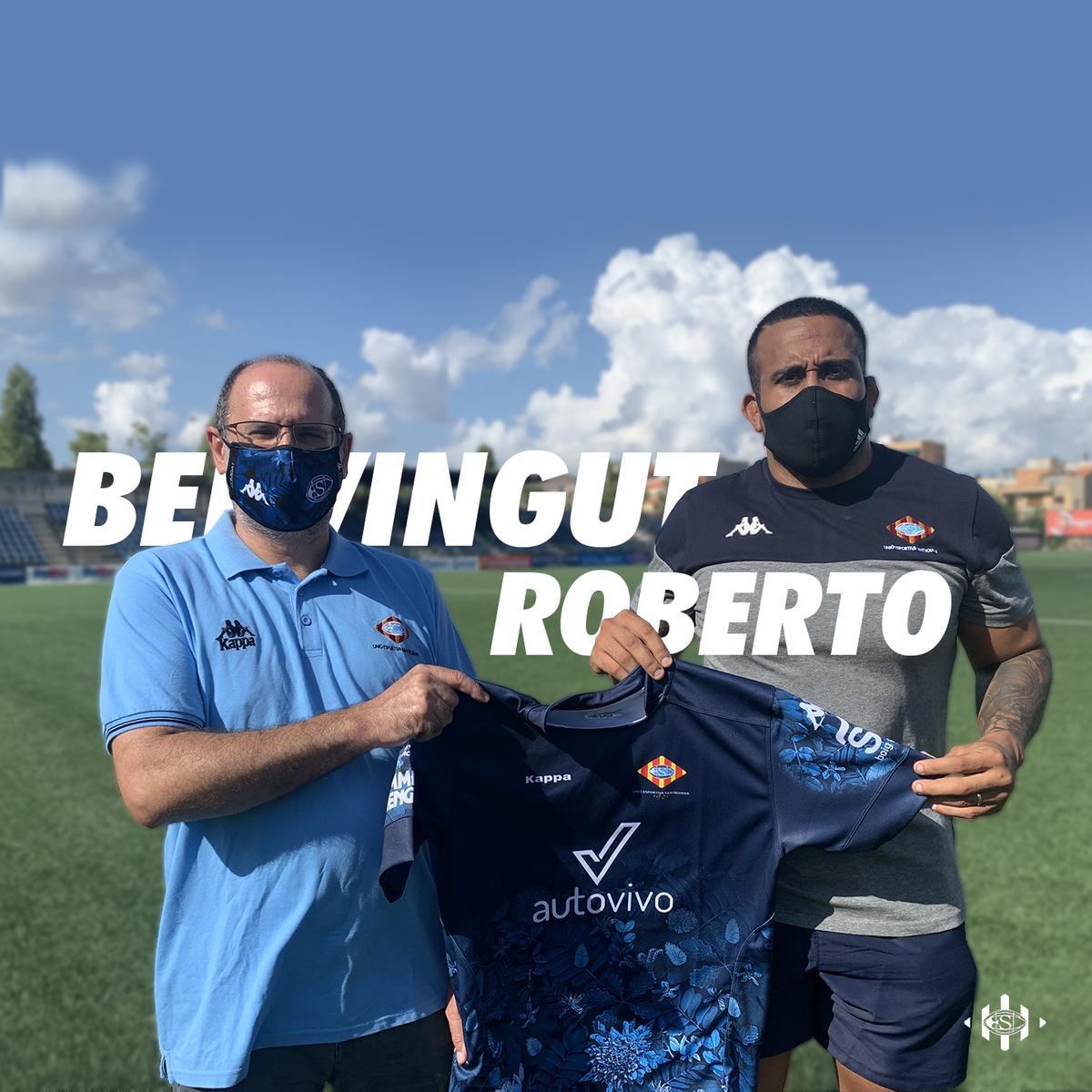 Roberto Tejerizo jugará en Unión Deportiva Santboiana de España