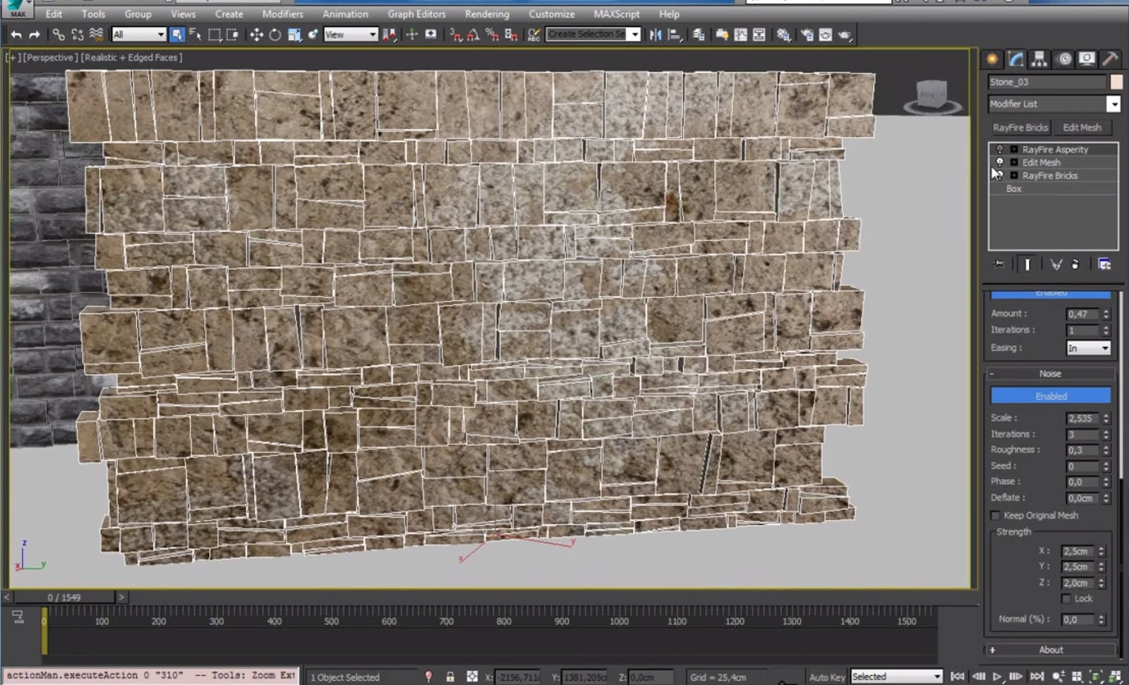 Rayfire 3ds Max 2015