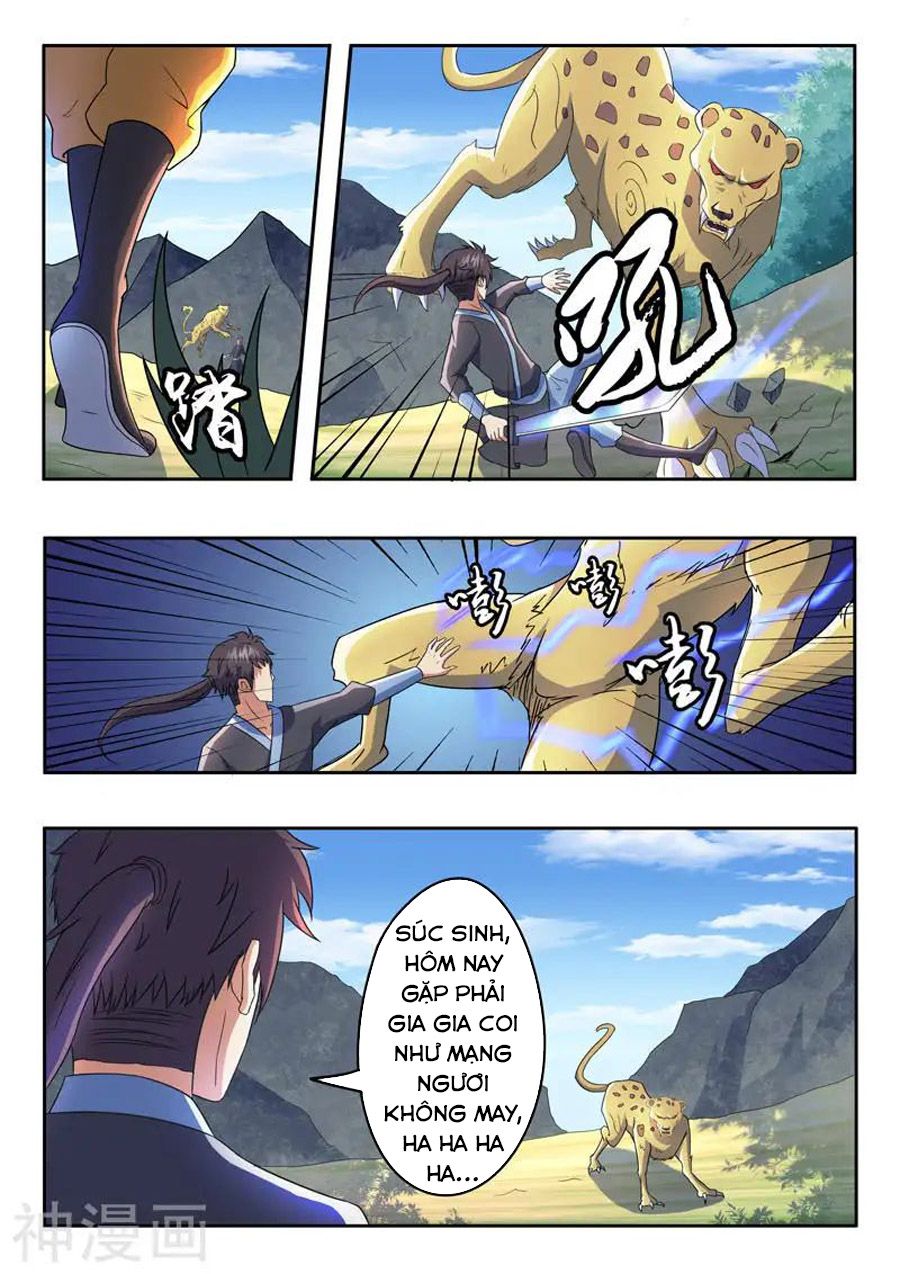Võ Thần Chúa Tể chap 310 - Trang 7