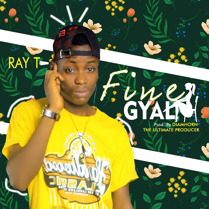 Ray T _ Fine GyaL (mixed by Diamhorn the Ultimate Producer)