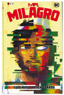Mr. MIlagro de Tom KIng y Mitch Gerads, un comic de superhéroes