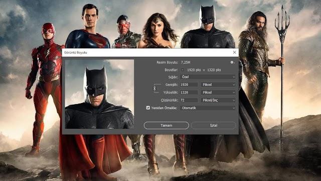 Adobe Photoshop Kısayolları - 2020