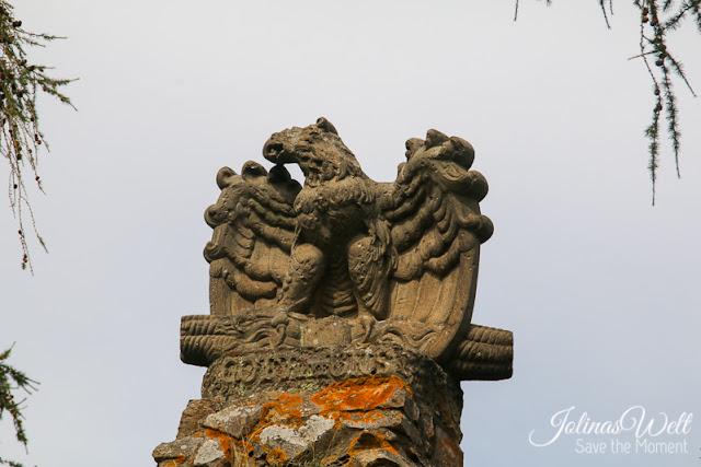 Adlerdenkmal auf der Heide bei Siefersheim