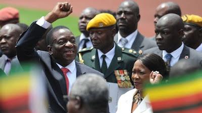 Vice President 'Mnangagwa