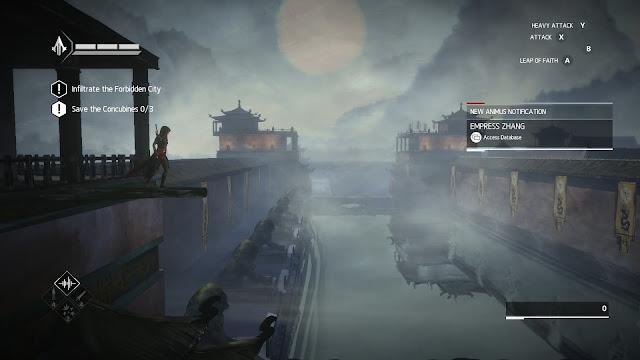 Assassin's Creed Chronicles: China Captura 1