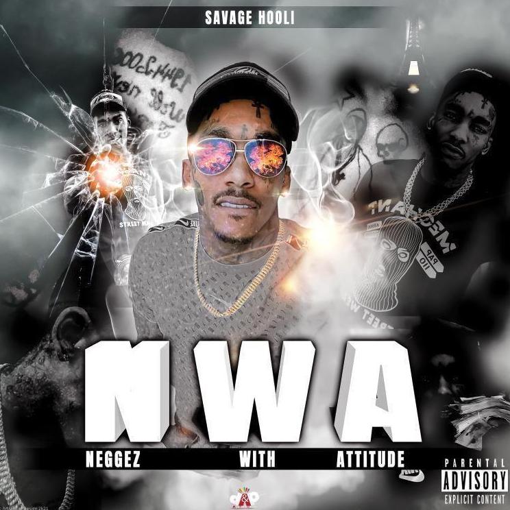 Photo du cover de Savage Hooli, NWA