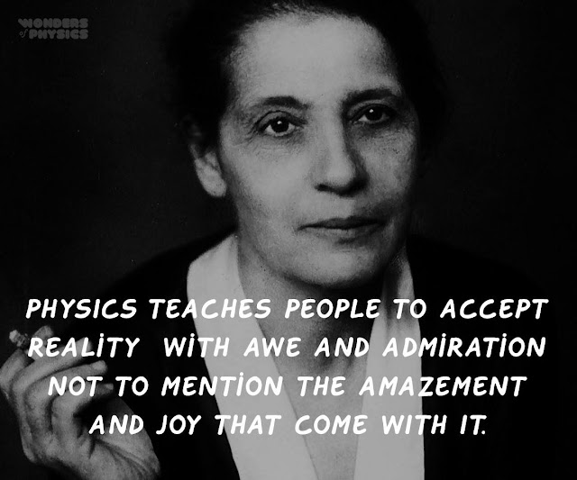 physics quotes which will inspire students to study physics and maths