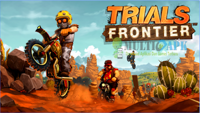 Game Racing Trials Frontier Versi 4.3.0 Apk Mod Unlocked Terbaru Android