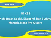 Kehidupan Sosial, Ekonomi, Dan Budaya Manusia Masa Pra Aksara M1 KB4