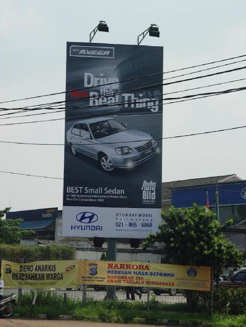 Jasa Pemasangan Billboard Kota Tangerang Selatan
