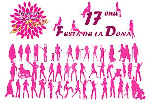 La Dàlia de Maspujols, #ladaliademaspujols, Festa de la Dona