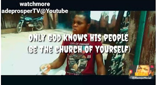 Only God knows his people - Remj