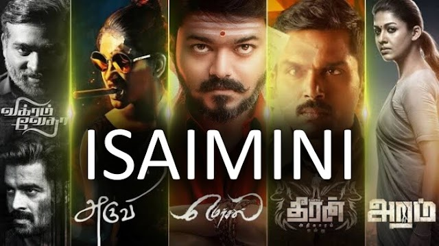 Isaimini Website 2020 – Download or Watch Latest Tamil HD Movies Free