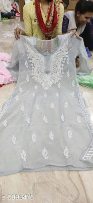 Latest Stylish & Attractive Kurti Design For Party Wear 2020
