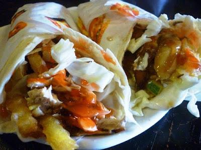 Resep Kebab Ayam Spesial