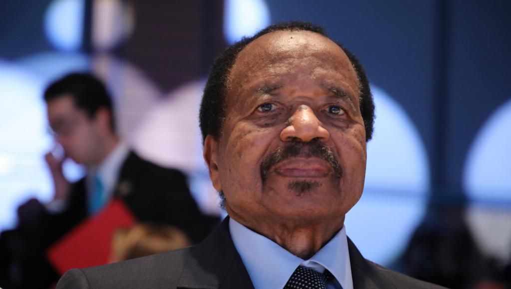Cameroonians Protest 'Colonial Attitude' Of French President!